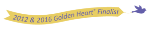A Golden Heart Finalist in 2012 & 2016